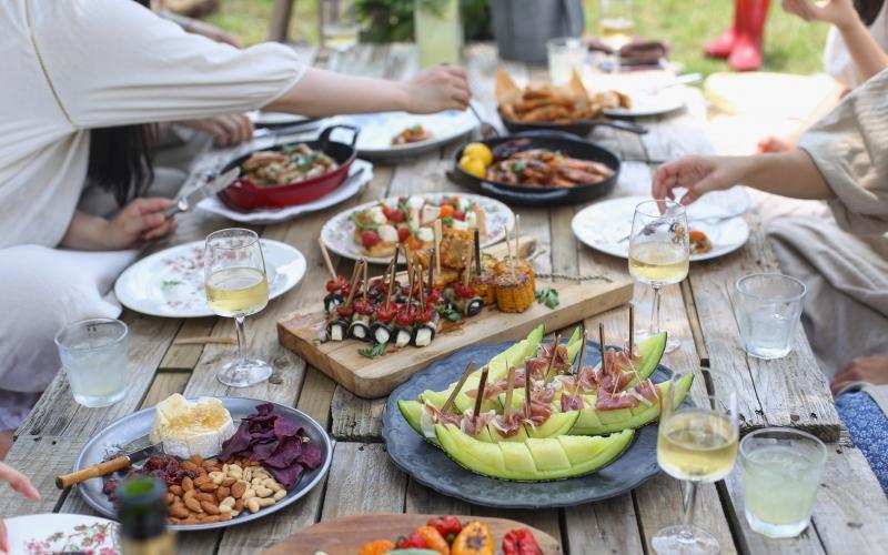organic picnic