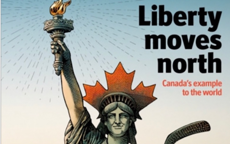 Liberty Moves North