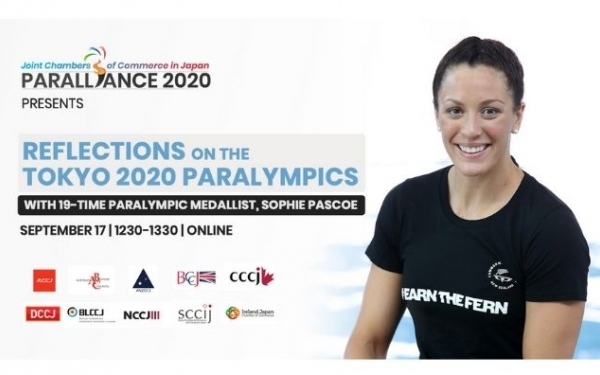 Reflections on the Tokyo 2020 Paralympics with Sophie Pascoe